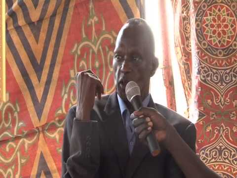 Prayers for Late Elizabeth Tor Gai Joka (Juba - June 2013)