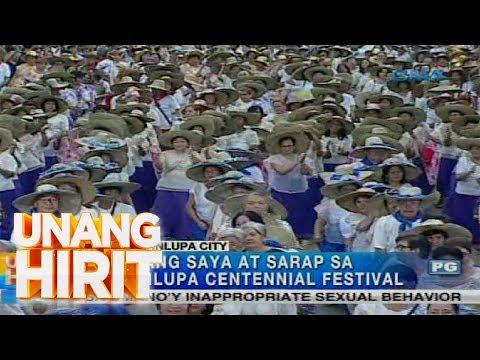 Unang Hirit: Sandaang Saya at Sarap sa Muntinlupa Centennial Festival