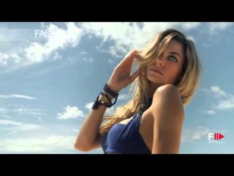 CALZEDONIA Beachwear 2013 Spot with Jessica Hart by Fashion Channel