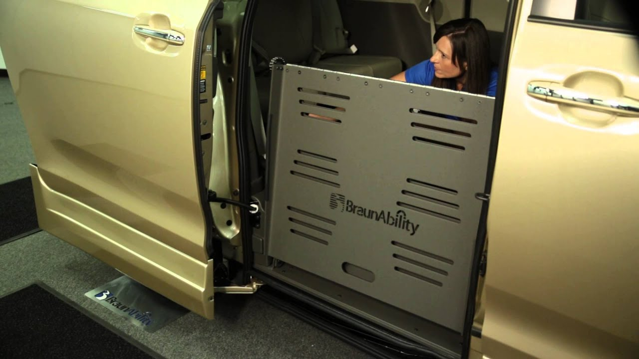 unAbility® Manual Override System on