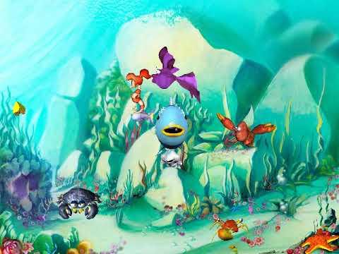 Rainbow Fish And The Amazing Lagoon (PC Game)