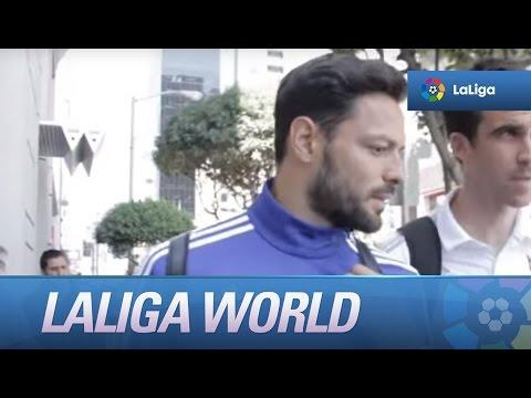 La Real Sociedad llega a San Francisco con la LFP World Challenge