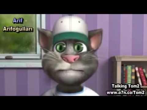 Kedi Tomun Komik Laflari