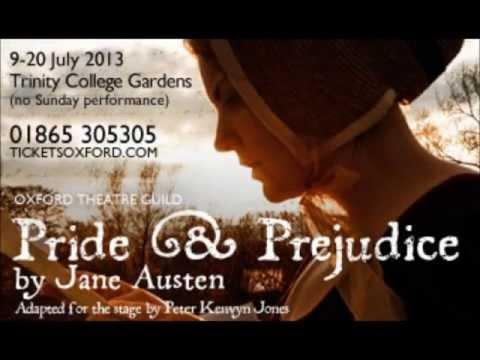 Pride and Prejudice - Oxford Theatre Guild Trailer