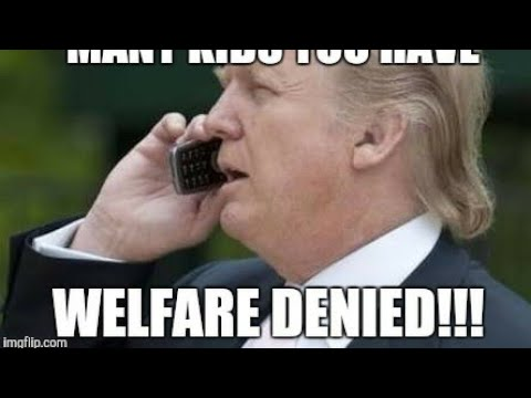 Trump cuts to section 8,food stamps, etc