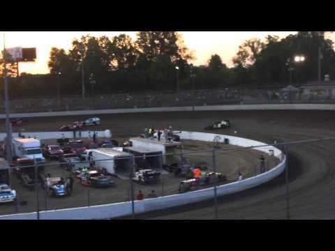 I 55 Raceway 05 07 16 Rick & Gary Heat