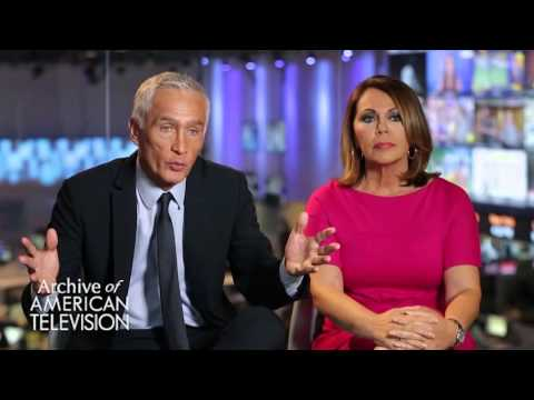 Jorge Ramos and Maria Elena Salinas discuss how Univision is different - EMMYTVLEGENDS.ORG