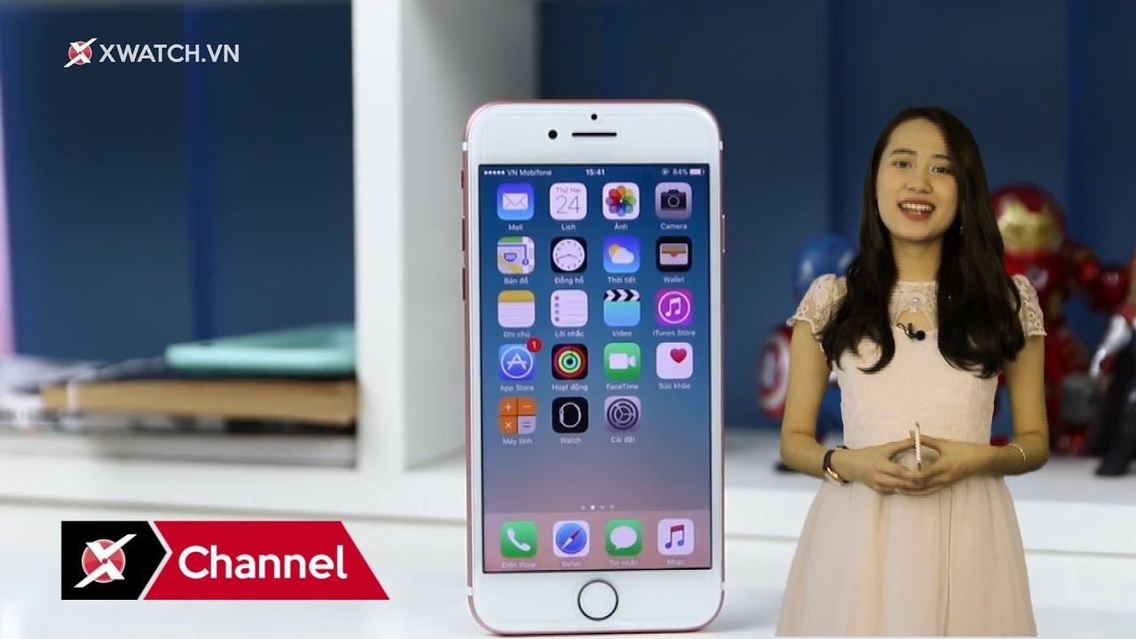 Tặng iPhone 7 cho khách đến mua hàng