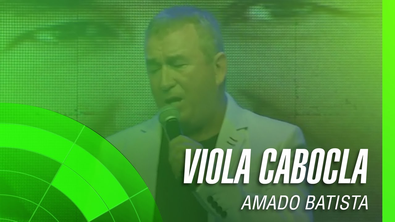 Amado Batista Viola Cabocla Album Negocio Da China Oficial