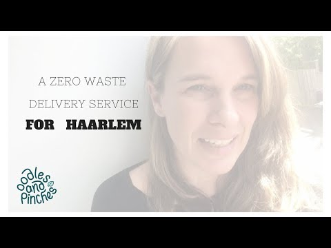 Zero Waste Delivery Service for Haarlem NL