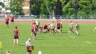 Rugby RC Zlín vs TJ Sokol Mariánské hory