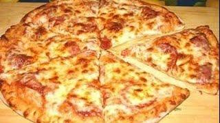 Быстрая диетическая пицца Mariya Zaulovskaya