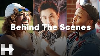 Behind the scenes | One vote at a time ft. Todrick Hall, Glozell Green, & Sam Tsui | Hillary Clinton