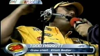 2004 Pop Secret 500 [18/18] (Finish-Victory Lane)