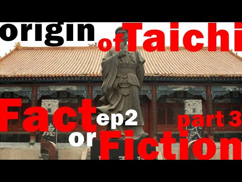 TriEssence : Fact or Fiction Ep2 The Origin of Taichi part 3 Chen village