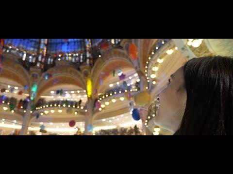 Trailer Christmas in Paris (4K)   Panasonic GH5   12-35mm f/2.8   Cinematic