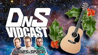 A Rockin' DNS Vidcast - DNS Vidcast 19 - Dudes N Space