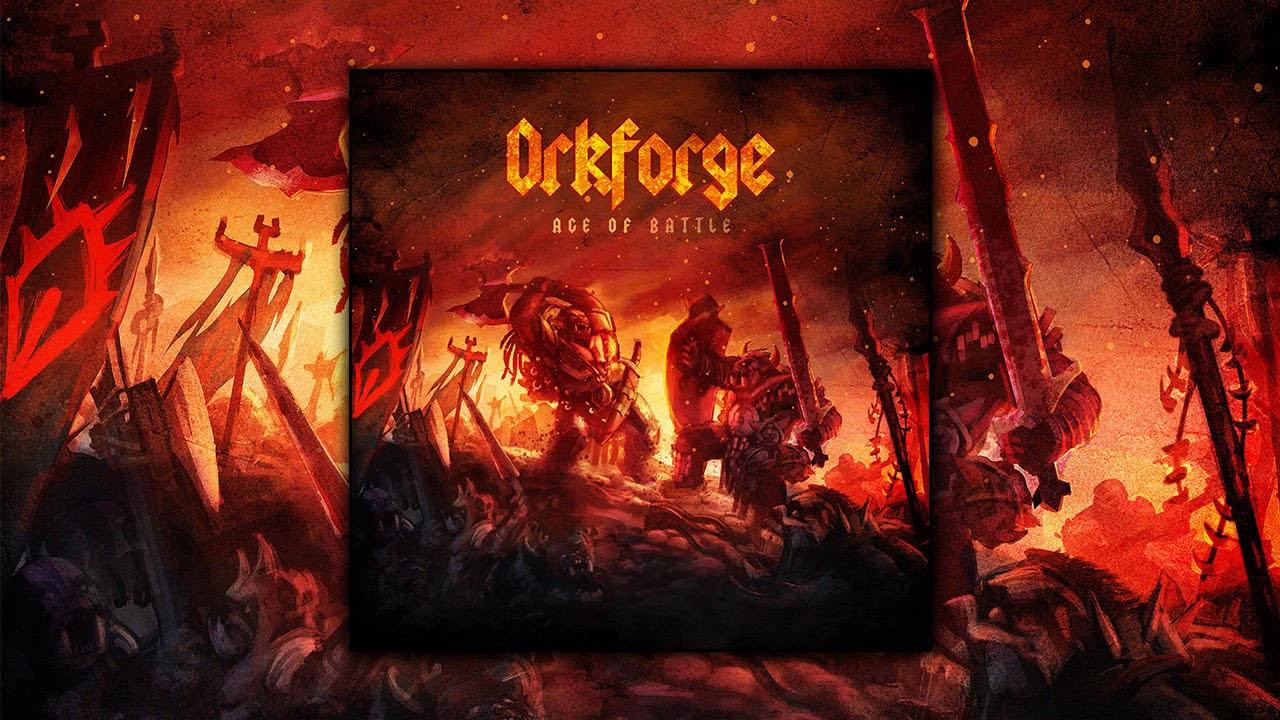 Orkforge - Age of Battle (Full Album)