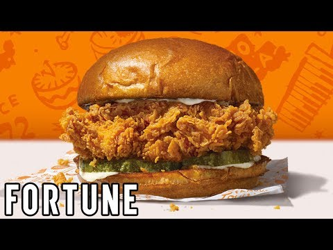 Dre - The Story Behind The Popeyes Chicken Sandwich