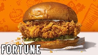Here Is The Story Behind Popeyes Viral Chicken Sandwich