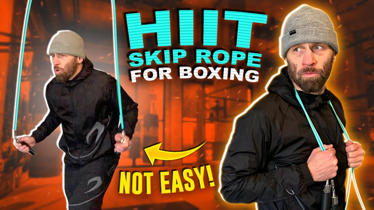 Burn Fat and Get in Shape Skipping Rope for Boxing