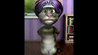 Talking Tom 2 Indian Turban Sings : Beatutifull (Akon), Unfriend You (Greyson Chance), Impossible !!