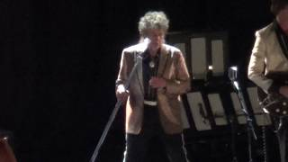 Bob Dylan - Why Try to Change Me Now/Love Sick (Live @ Altice Arena - Portugal)