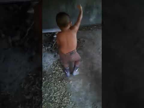 والله ما شفت الذ من هيك طفل وهيك رقص ههههه ... thumbnail