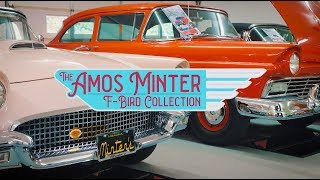 The Amos Minter F-Bird Collection // Mecum Indy 2019