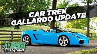 Car Trek Gallardo Update & Reflections