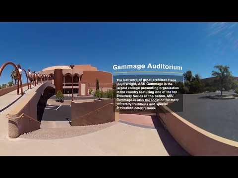 ASU Online Virtual Tour | Tempe Campus History