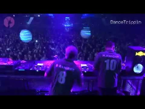 D. Ramirez & Mark Knight feat. MC Gee | Arena Armeec (Bulgaria) DJ Set | DanceTrippin