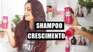 Shampoo Caseiro Para Crescimento dos Cabelos