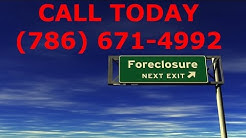 Emergency Foreclosure Attorney in Miami|877-541-9307|Lawyer|Bankruptcy|Wage Garnishment|Lawsuit|Repo