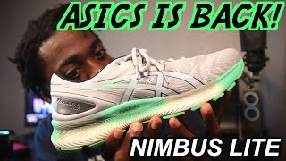 ASICS GEL NIMBUS LITE | MAKING…