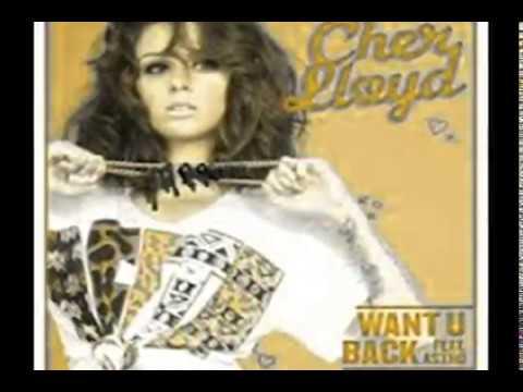 Cher Lloyd - Want U Back Instrumental + free mp3 download