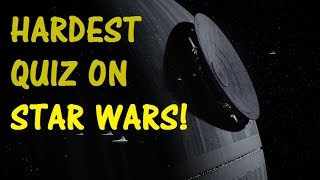 Extremely Difficult Trivia Quiz on Star Wars! - Star Wars: Rogue One