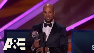 Common and John Legend Win Best Song - 2015 Critics' Choice Movie Awards | A&E