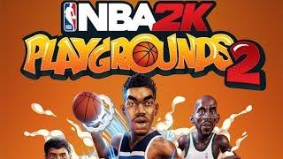 الدوري الاميركي للمحترفين 2K الملاعب 2 (PS4) - اللعب - Primeiros 29 Minutos - Legendado PT-BR