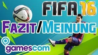 FIFA 16 | Wie jedes Jahr das gleiche? | Fazit