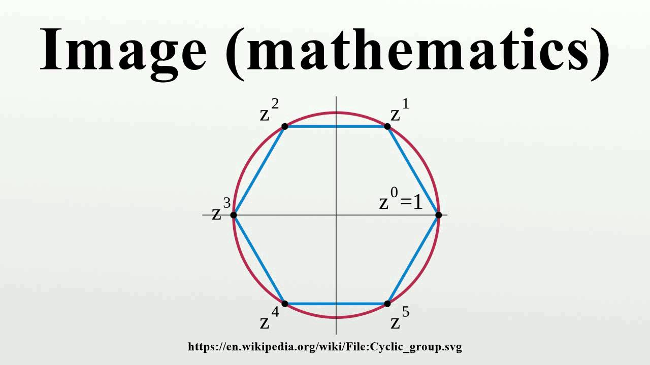 Image (mathematics)