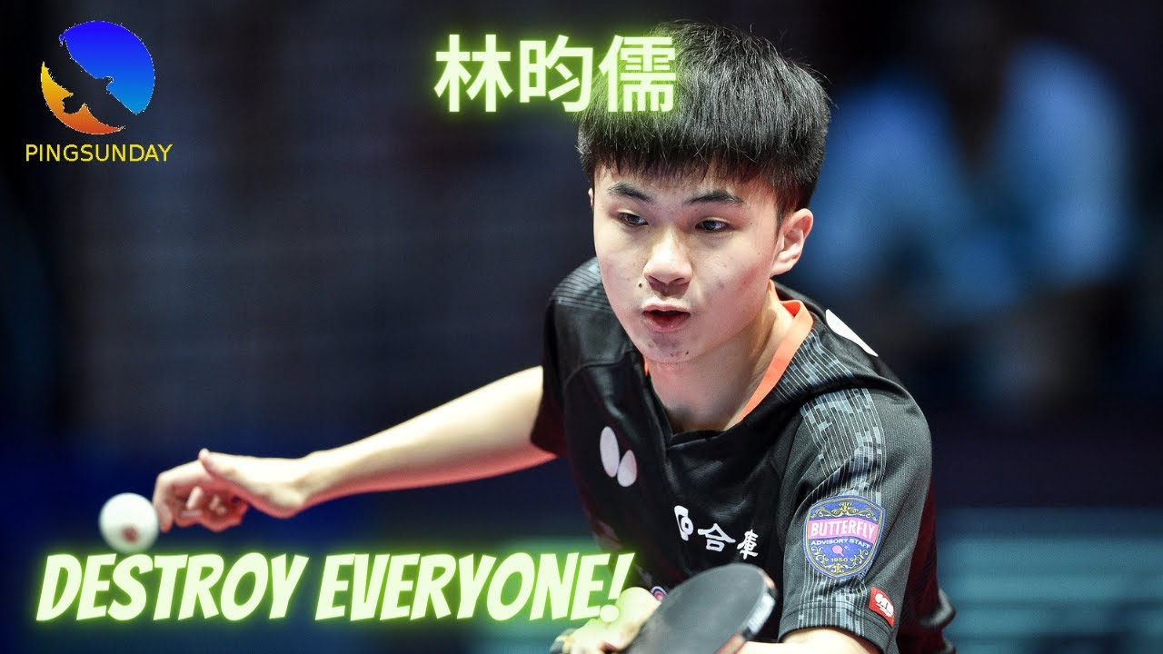 10 minutes of Lin Yun-Ju destroying everyone