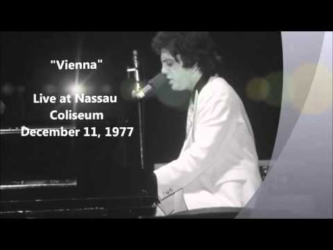 Vienna - Billy Joel Live at Nassau Coliseum (12-11-1977)