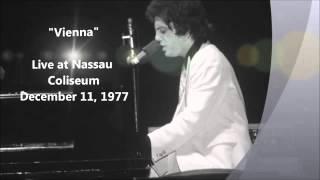 Vienna - Billy Joel Live at Nassau Coliseum (12-11-1977)