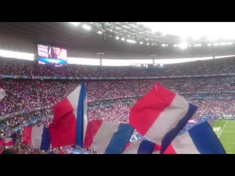 Finale Euro 2016: feel the magic in the air allez allez allez