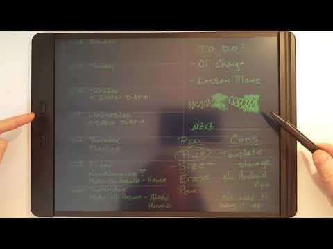 Boogie Board Blackboard: Pros & Cons