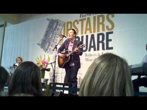 Jimmy Fallon at Barnes and Nobles