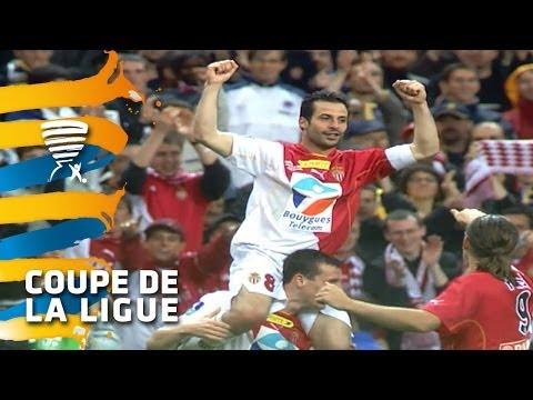 FC Sochaux-Montbéliard - AS Monaco (1-4) - Finale Coupe de la Ligue 2003 - Résumé