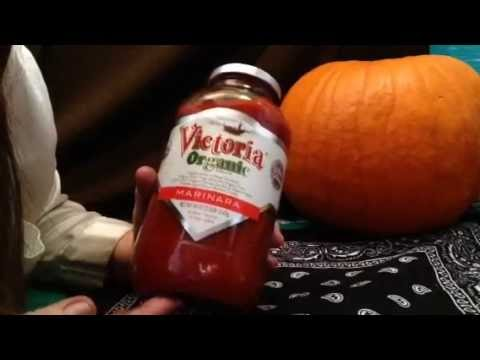 Victoria Organic Marinara Info, NO Sugar! Vegan, Kosher, Organic! Soft Spoken, Chewing Bubble Gum