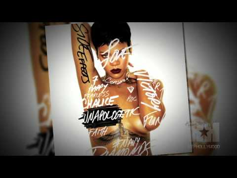 Rihanna Is Naked And 'Unapologetic' On Album Cover - HipHollywood.com